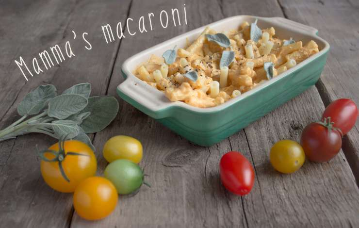 Vegan Mac n Cheese Baby Safe Family food